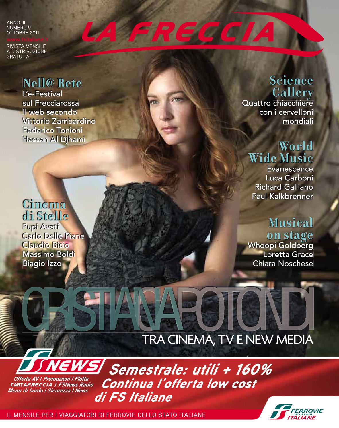 La Freccia - ottobre 2011 by Edizioni La Freccia e In Regione - issuu c75c48f2bfbe