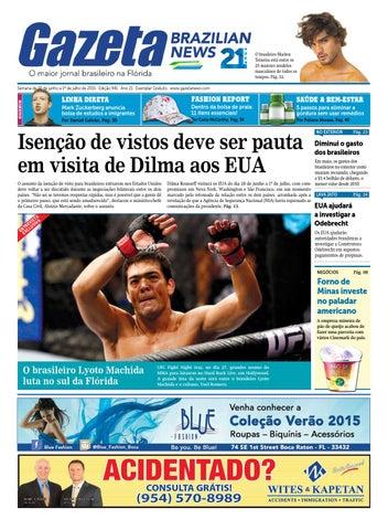 0b8a905ba Edição 941 - de 25 de Junho a 1º de Julho de 2015 by Gazeta ...