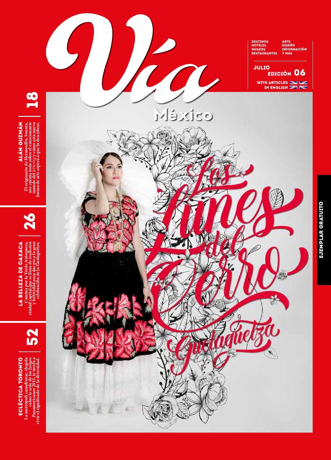 Vía México Julio 2015 by Revista Vía México - issuu
