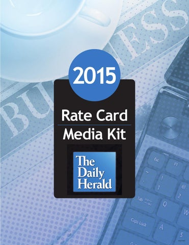 The Daily Herald Media Kit 72015 by Wick Communications issuu