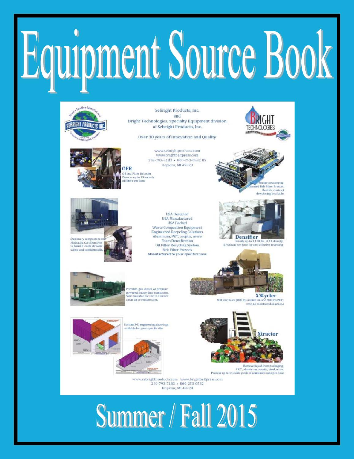 Equipment Sourcebook By Federal Buyers Guide Inc Issuu Vbm Challenger Lifts Wiring Diagrams