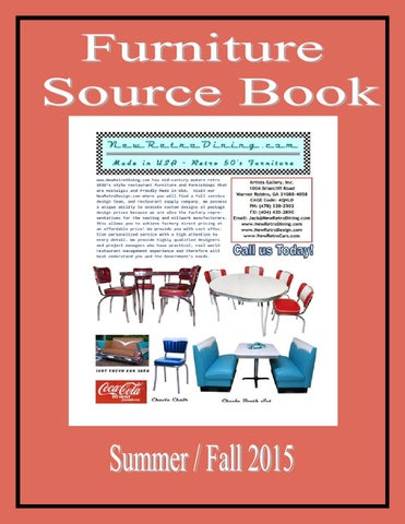 Furniture Source Book by Federal Buyers Guide inc. - issuu