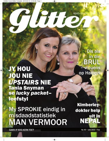 "Cover of ""Glitter July 2015"""