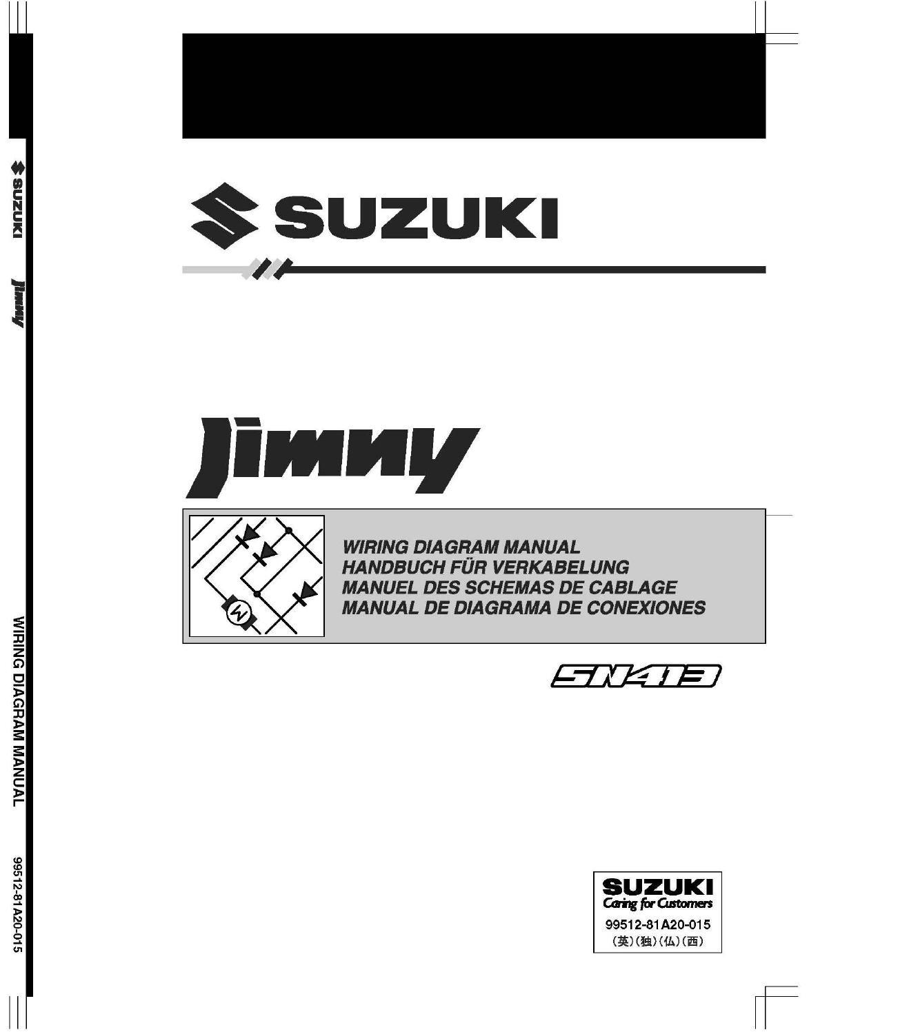 jimny wiringdiagrammanual 99512 81a20 015 by valdir soares