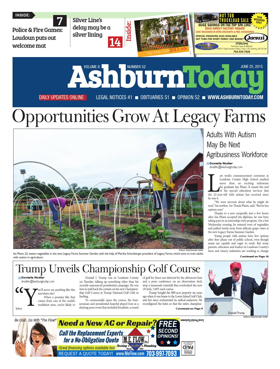 Ashburn today june 25 2015 by insidenova issuu fandeluxe Image collections