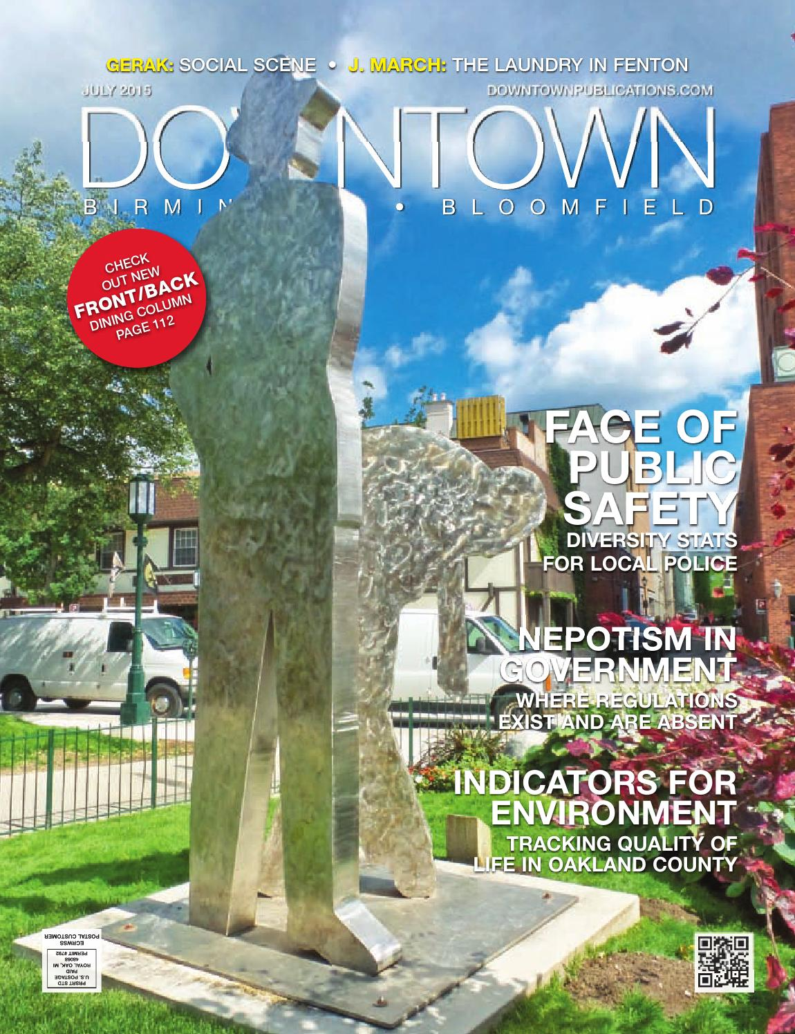 3bb83eccbd58 Downtown July 2015 by Downtown Publications Inc. - issuu