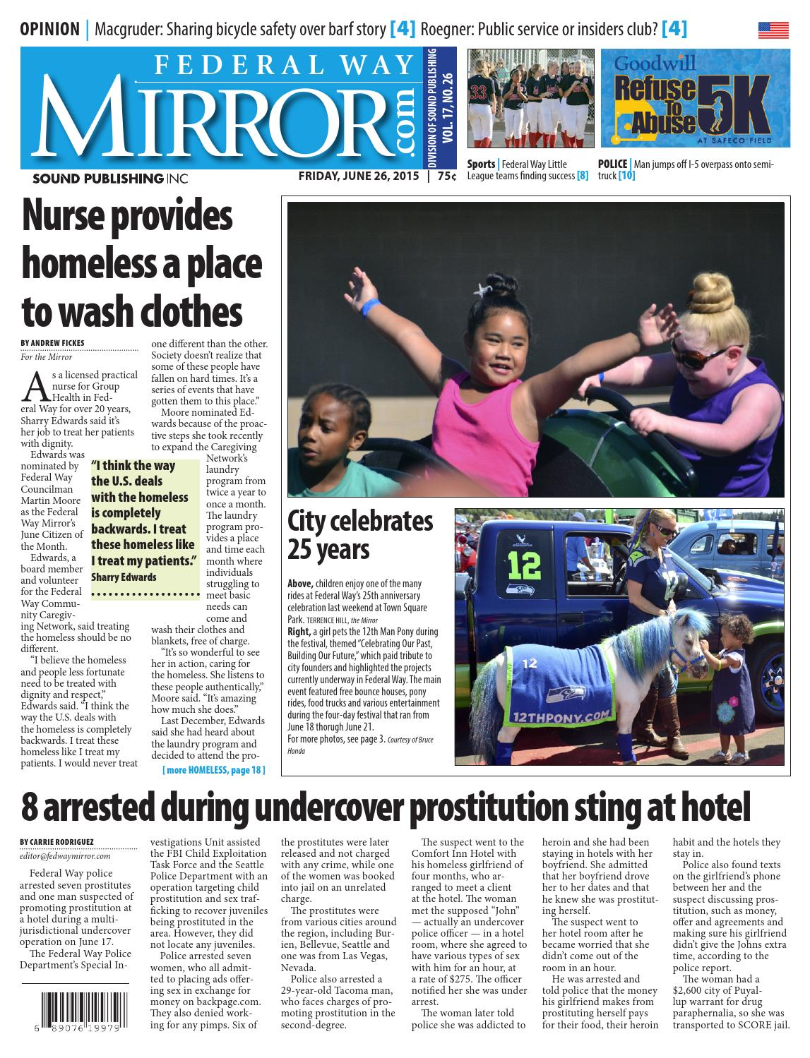 Round Table Federal Way Federal Way Mirror June 26 2015 By Sound Publishing Issuu