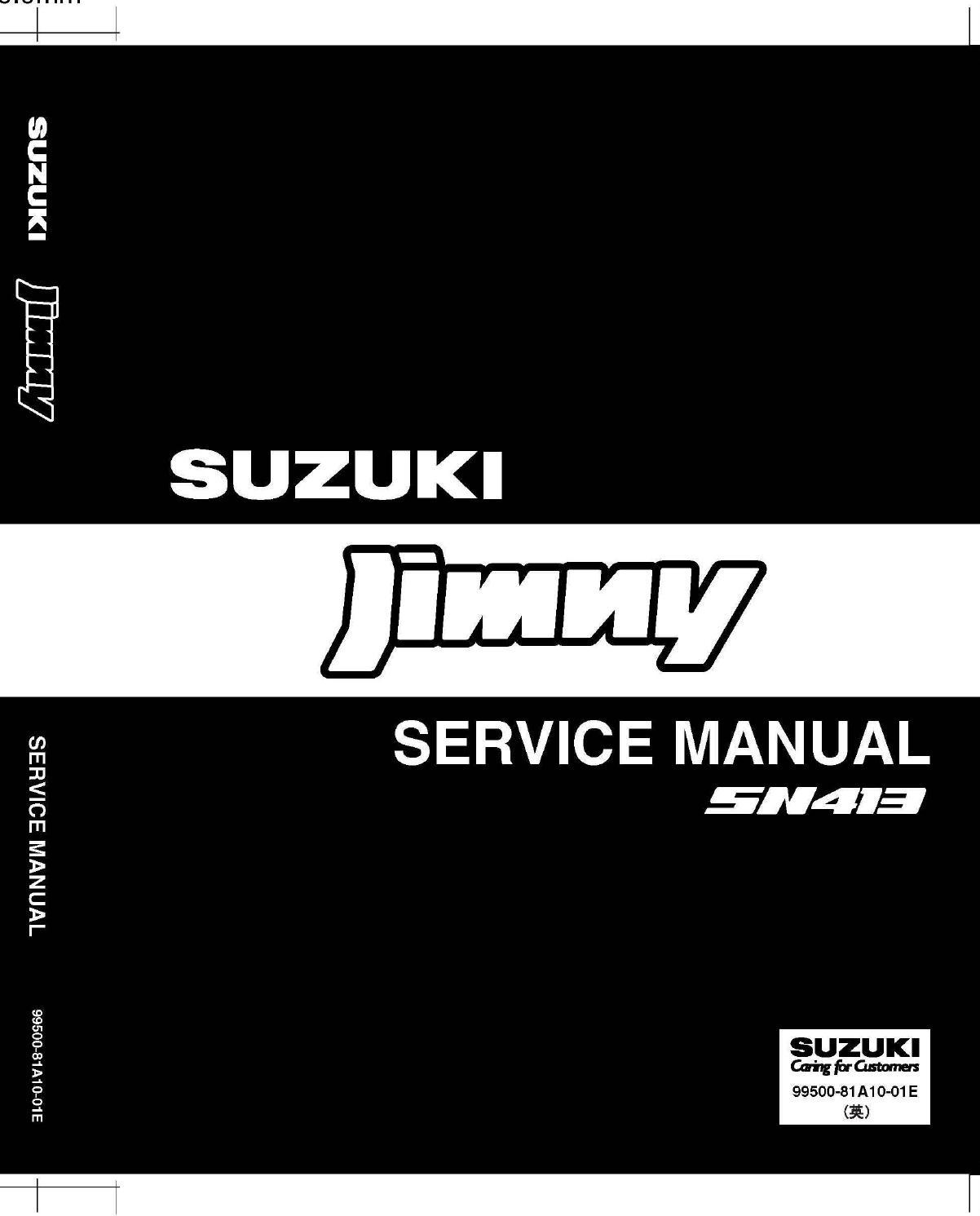 Arm Bushing For Rear Track Control Rod For Suzuki Jimny Sn413 1998-Now