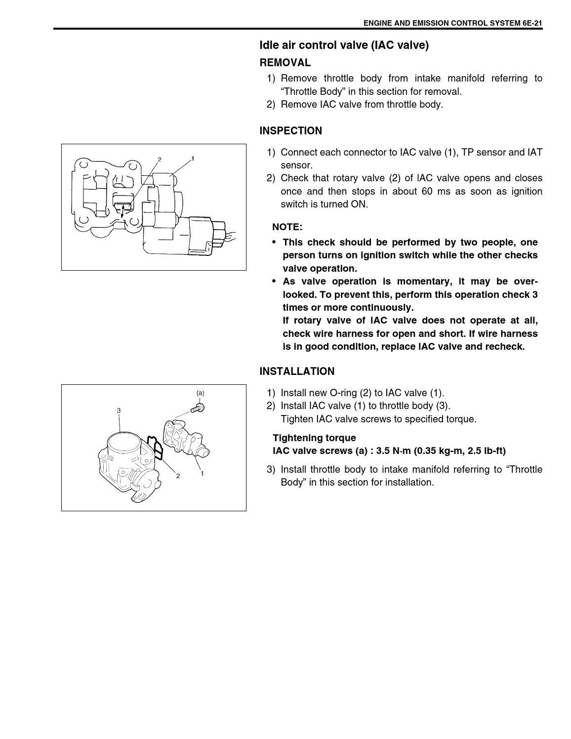 Jimny part2 3 servicemanual 99500 81a10 01e sn413