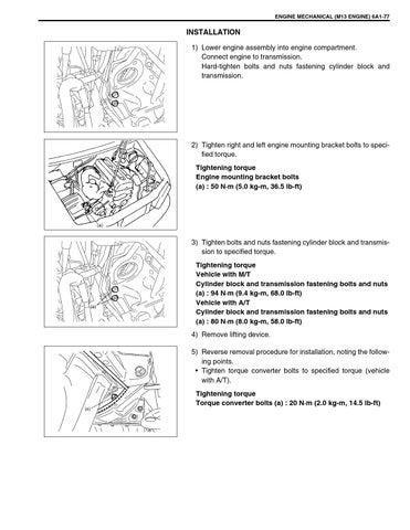 Jimny part2 3 servicemanual 99500 81a10 01e sn413 by VALDIR