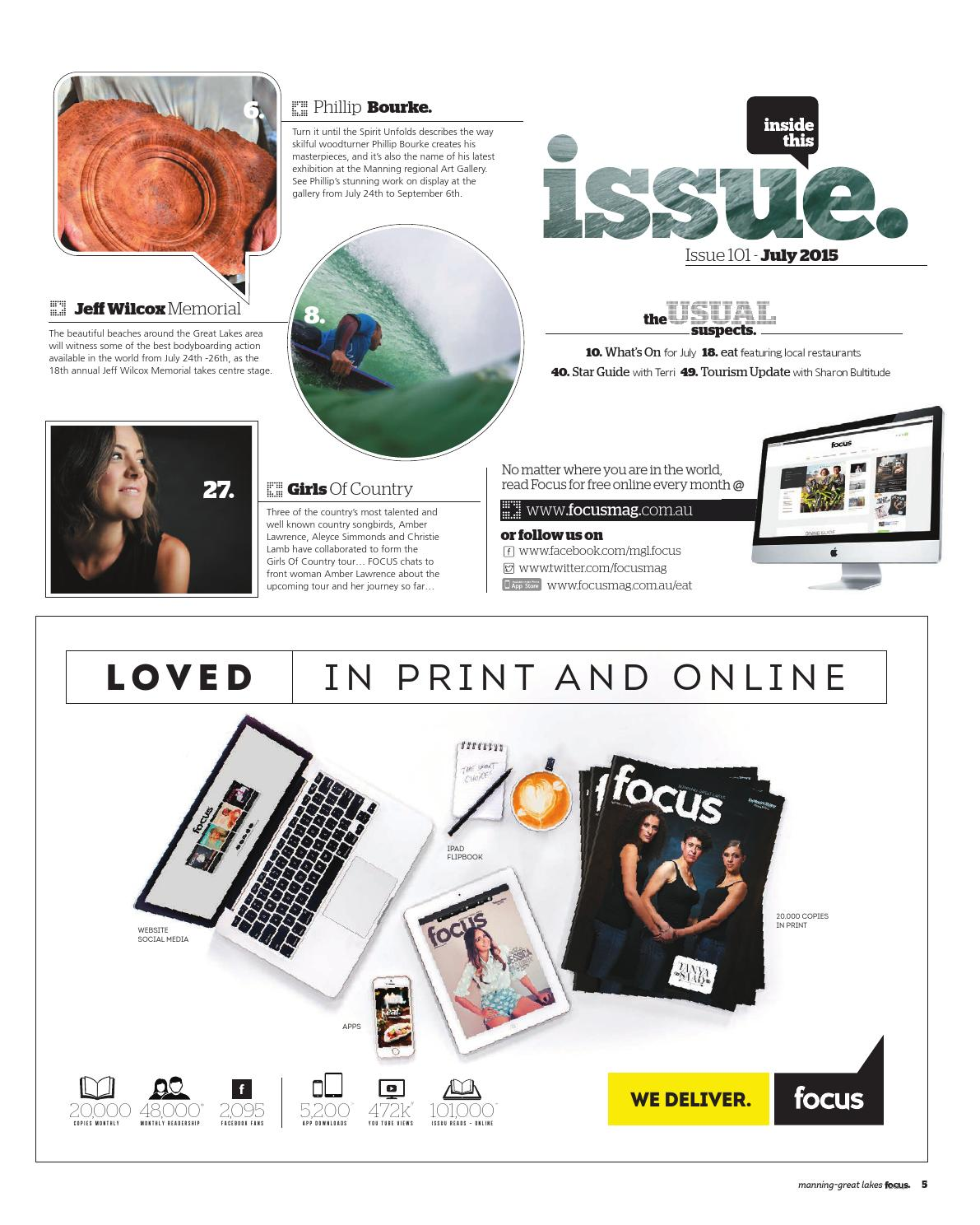 Manning Great Lakes Issue 101 By Focus Issuu