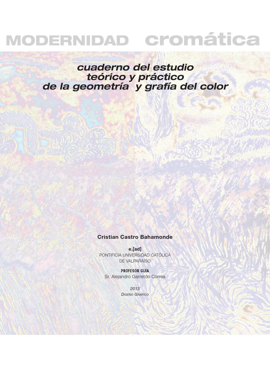 Edicion del estudio del color (Tesis) by Cristian Castro - issuu