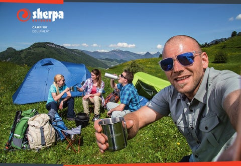 Camping Katalog by Sherpa Outdoor AG - issuu