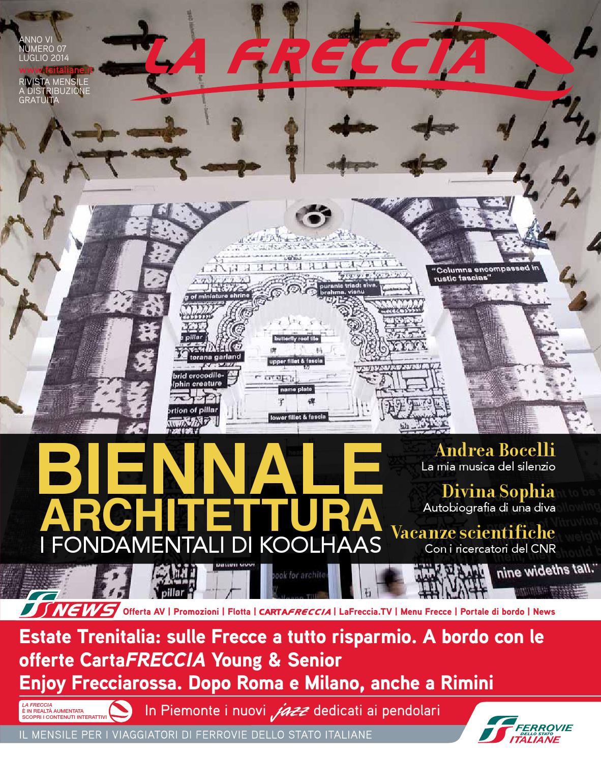 La Freccia - Luglio 2014 by Edizioni La Freccia e In Regione - issuu 870a20403e2