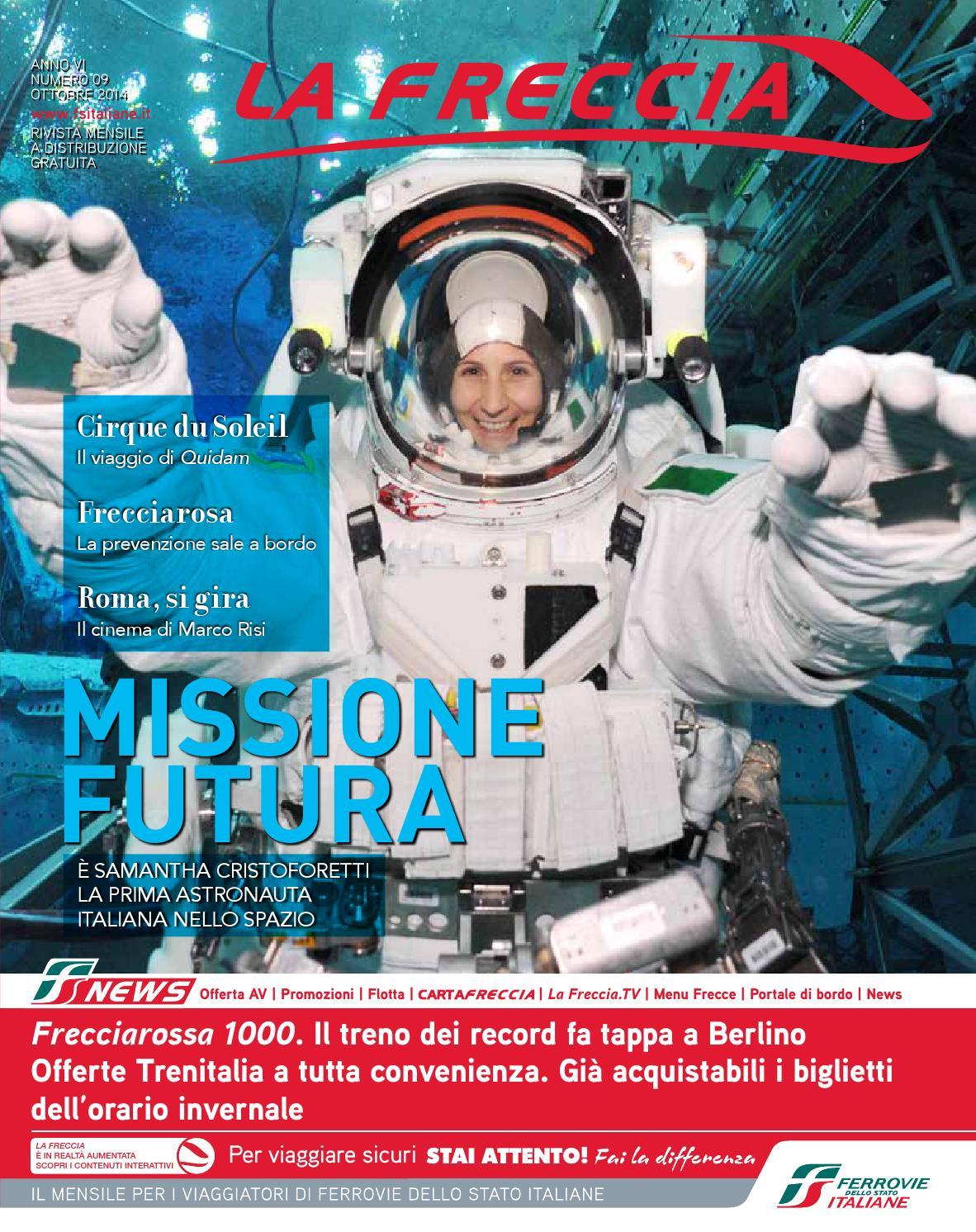 La Freccia - ottobre 2014 by Edizioni La Freccia e In Regione - issuu 833bbf404ce0