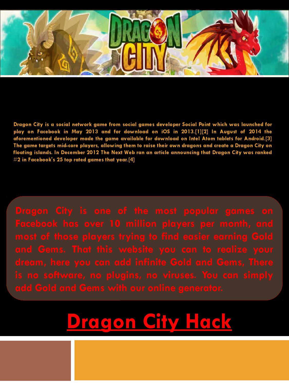 Dragon city cheats by Dragon City Hack - Issuu - photo#41
