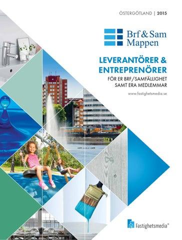 Leverantörer och entreprenörer för er bostadsrättsförening och samfällighet.