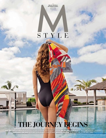 ce0bf21cd4ded Mstyle by Meliá Hotels International - issuu