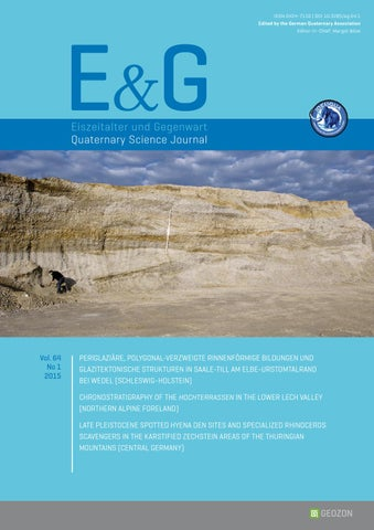E38g quaternary science journal vol 63 no 1 by geozon e38g quaternary science journal vol 63 no 1 by geozon science media issuu ccuart Image collections