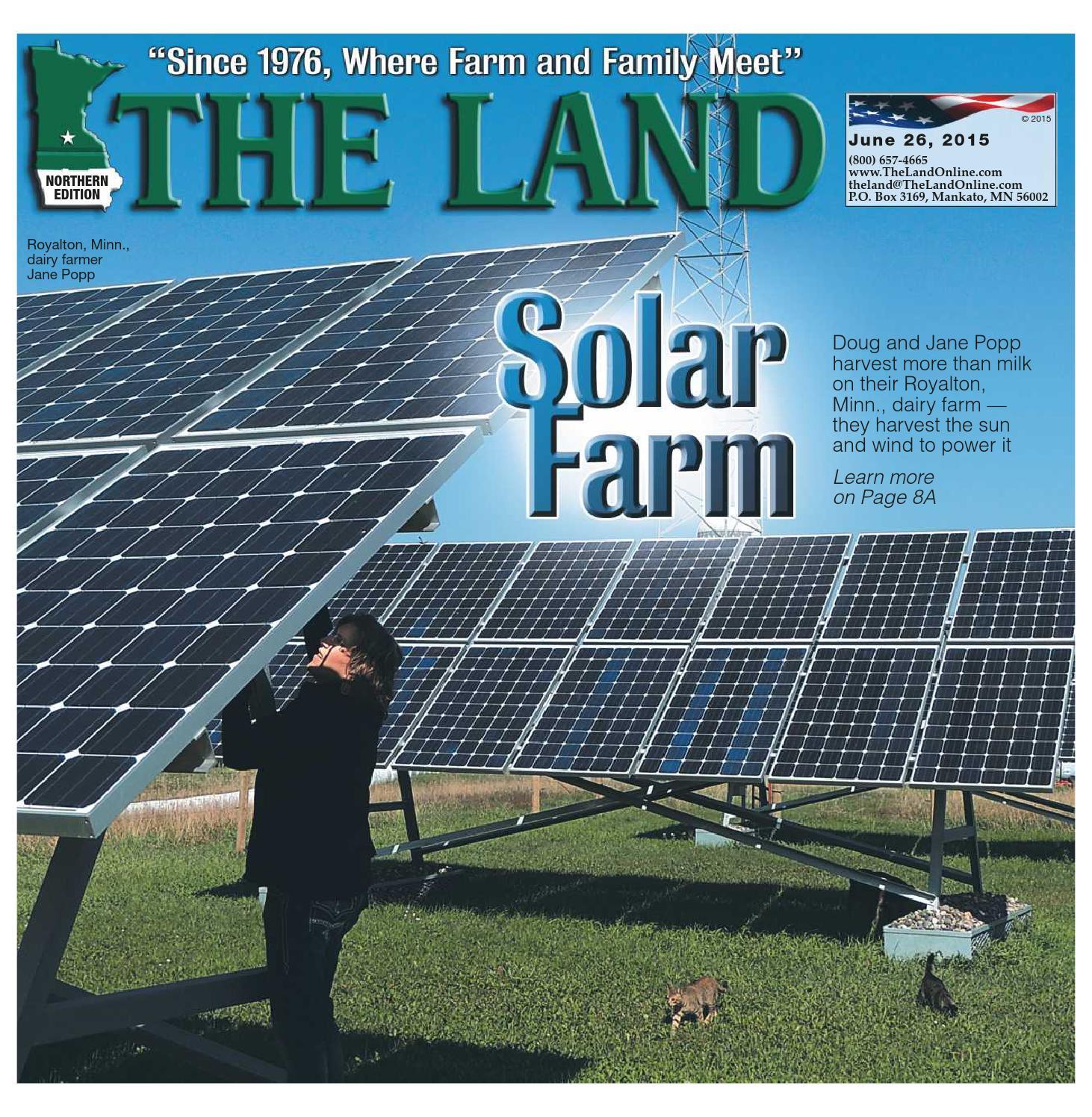 piękno ogromny zapas Nowa kolekcja THE LAND ~ June 26, 2015 ~ Northern Edition by The Land - issuu