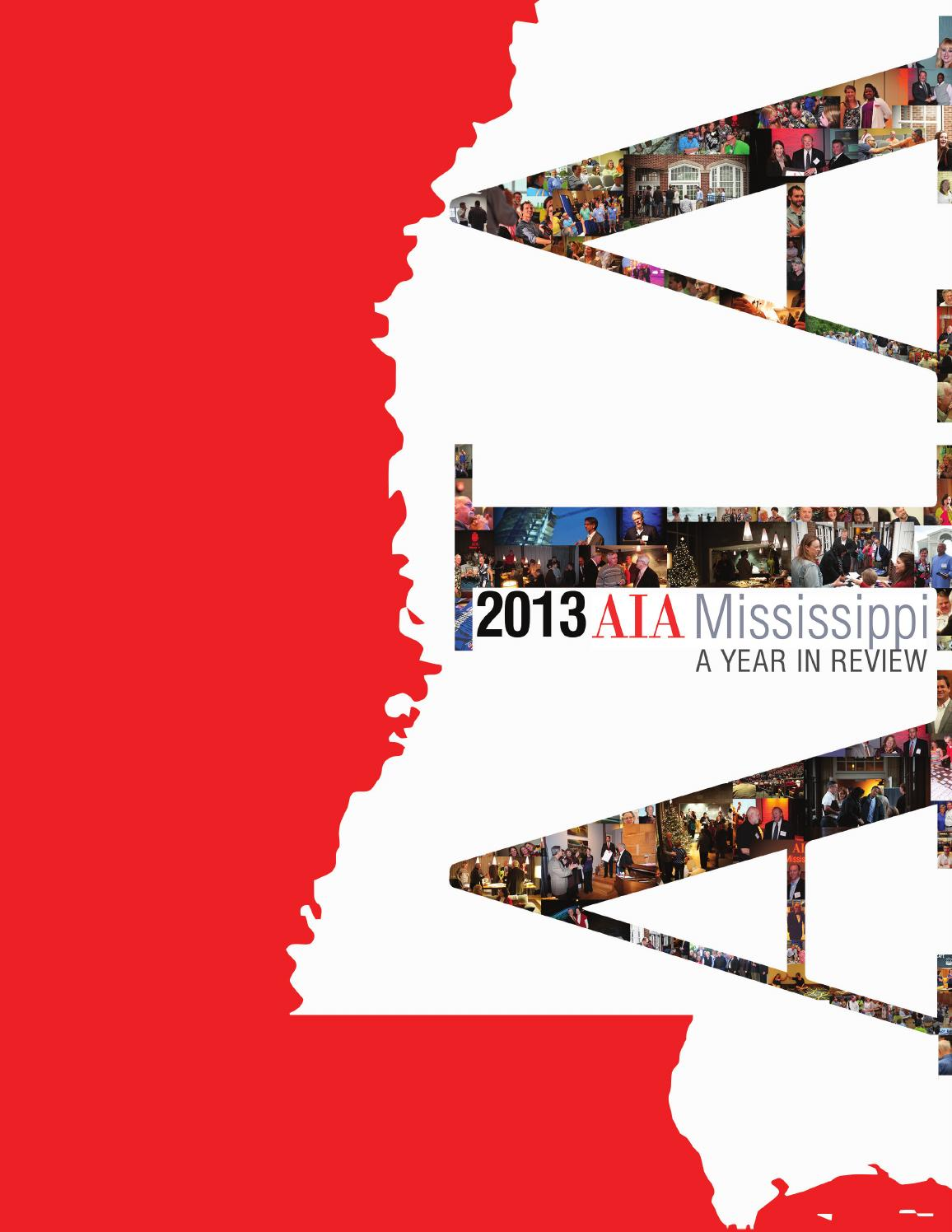 2013 AIA Mississippi Year In Review By