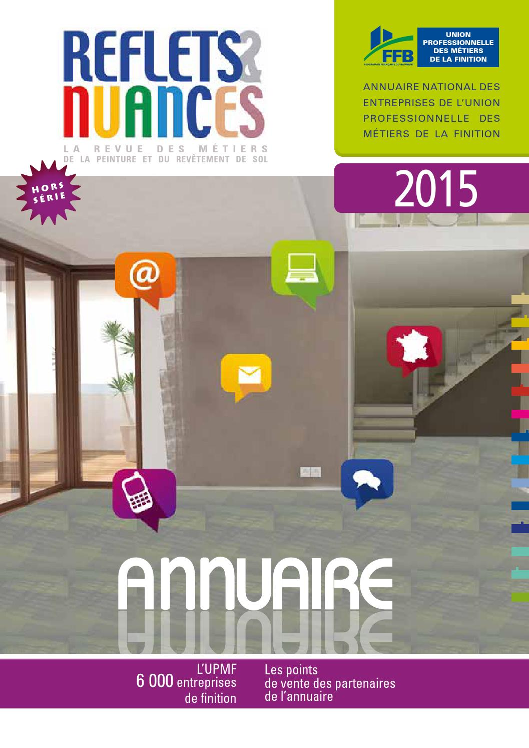 Annuaire2015 By Lenox Issuu