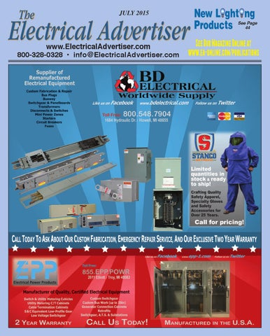 Electrical Advertiser July 2015 by Electrical Advertiser - issuu