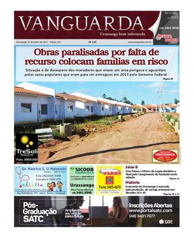 6116c92b05 Edição 543 by Jornal Vanguarda - issuu