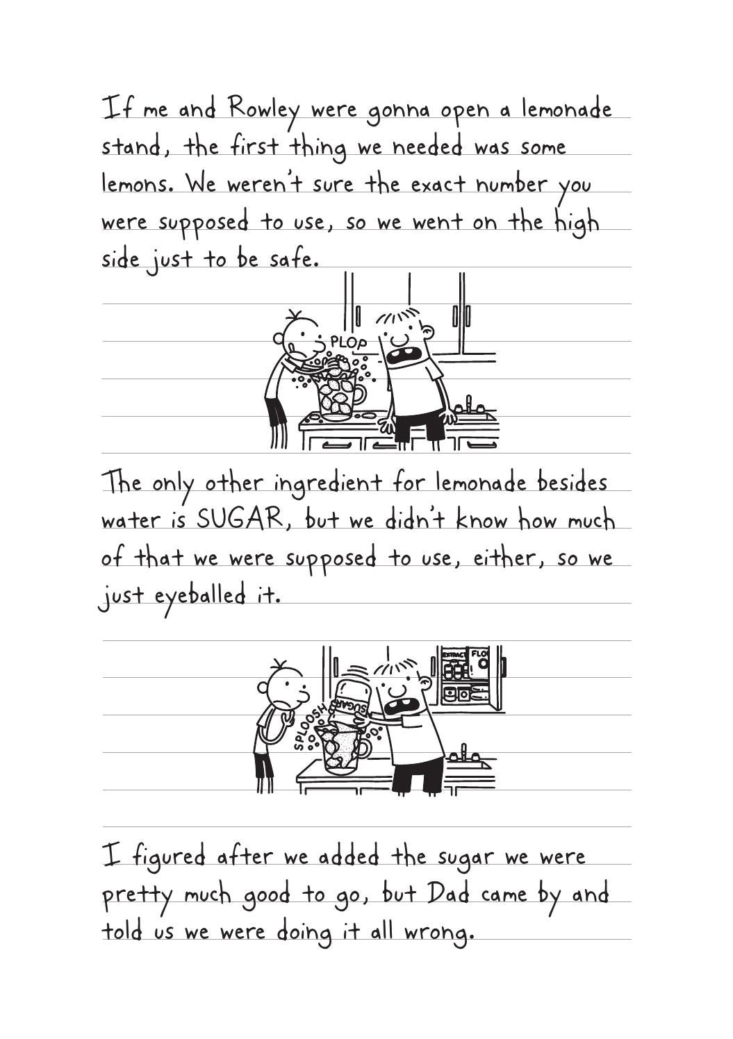 diary of the wimpy kid pdf free download book 4