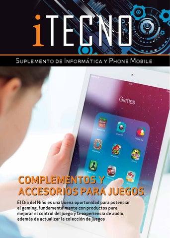 e3c9e190d62 Suplemento iTecno - Edición 103 by Integración Empresaria - issuu