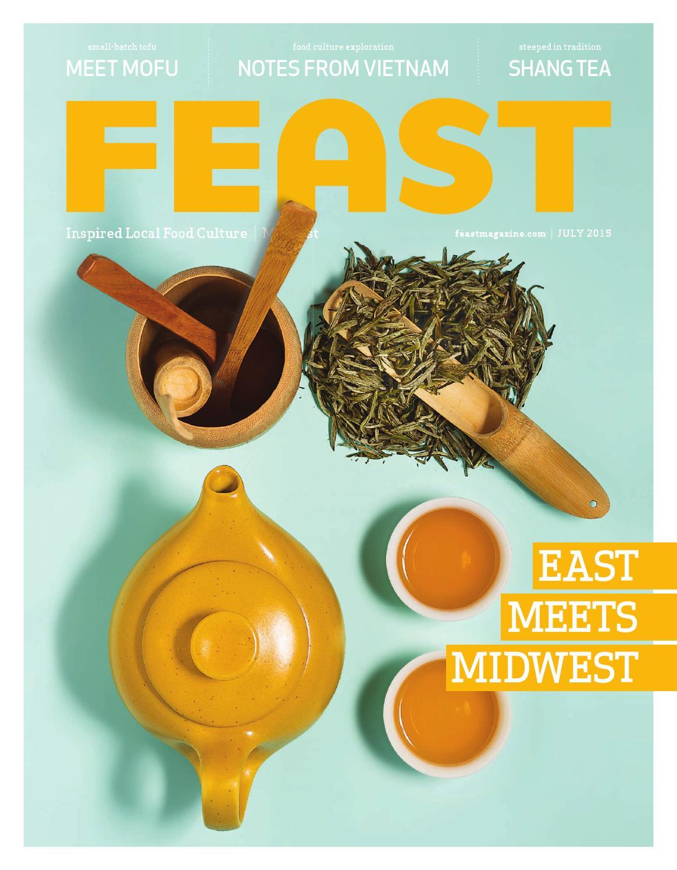 july feast magazine