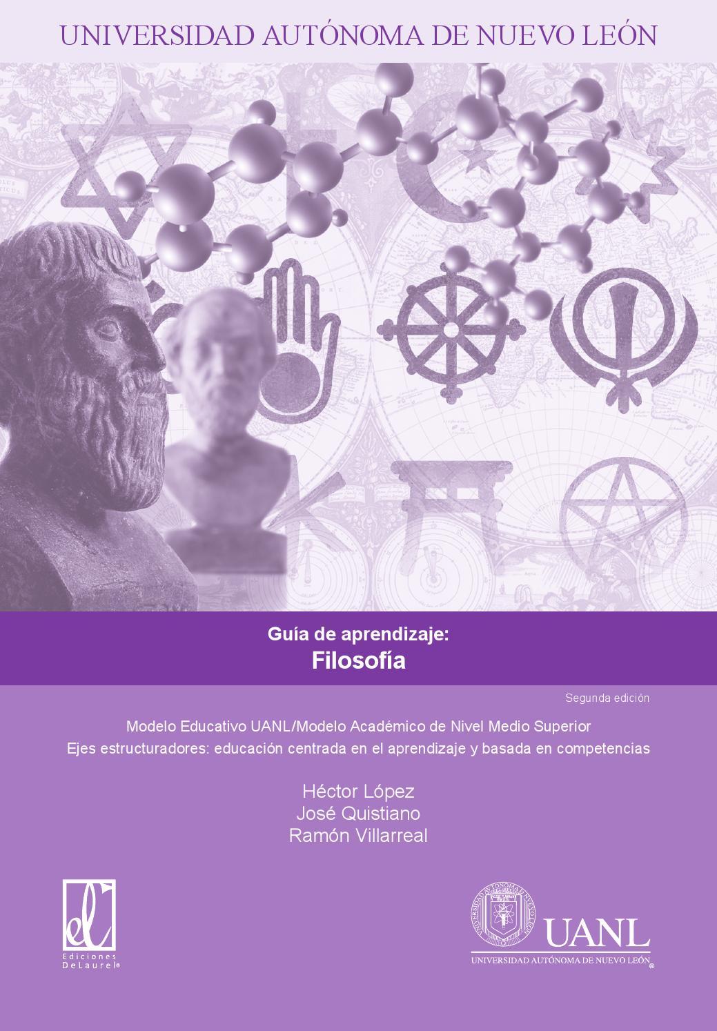 Ga filosofía 2a ed by preparatoria19 - issuu