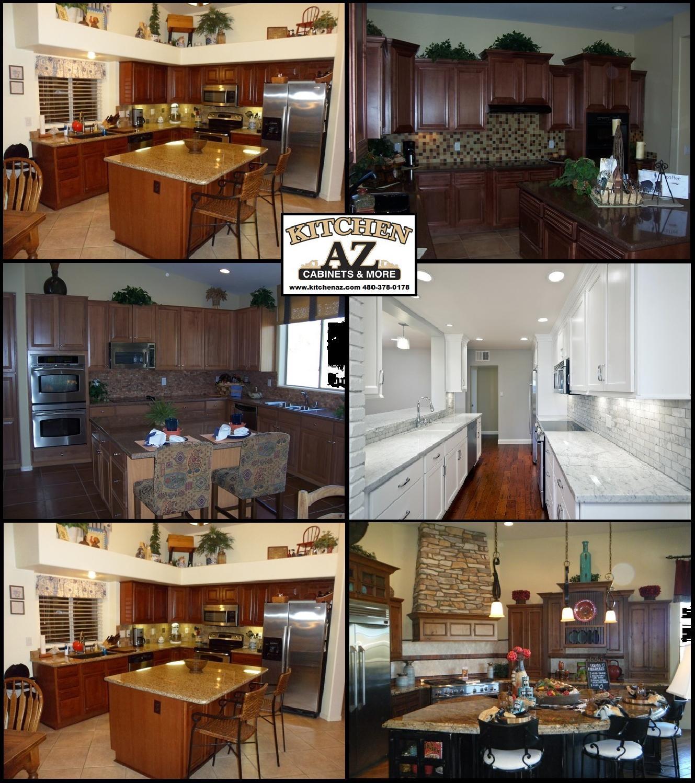 Kitchen Cabinets Granite Countertops In Mesa Gilbert Chandler Az