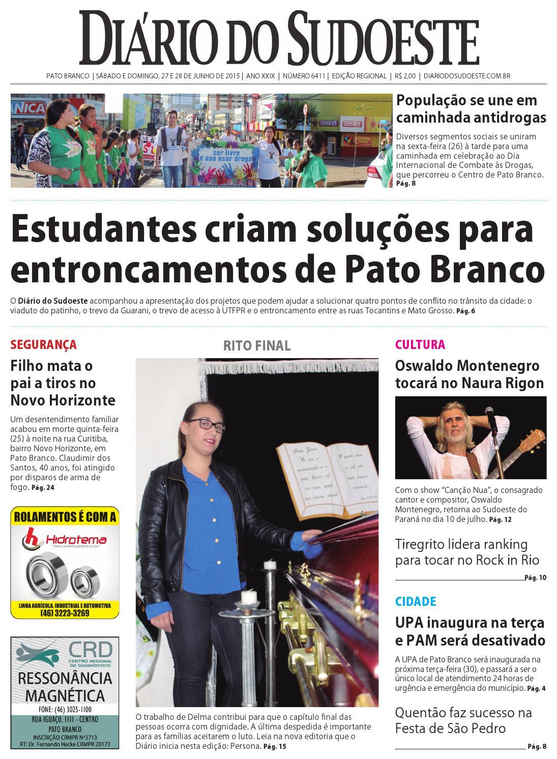 3a91ab9f20 Diário do sudoeste 27 e 28 de maio de 2015 ed 6411 by Diário do Sudoeste -  issuu