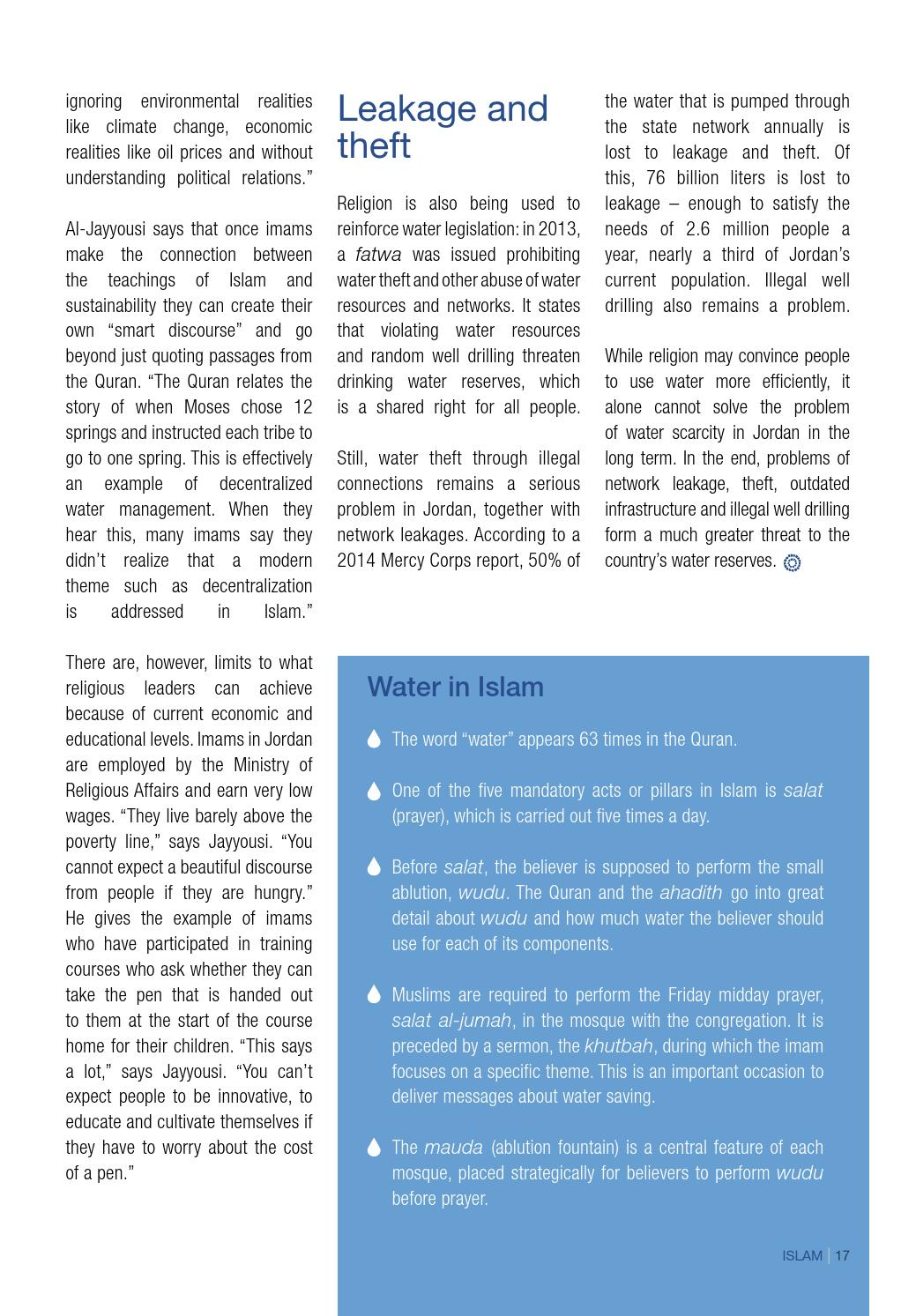 Water Scarcity in Jordan _ English version by REVOLVE - issuu