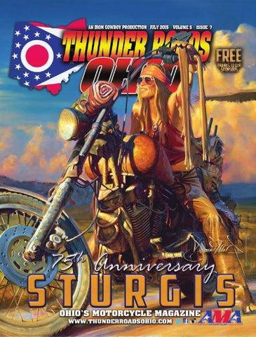 16a8aa639 Thunder Roads Ohio July 2015 by Thunder Roads Ohio Magazine - issuu