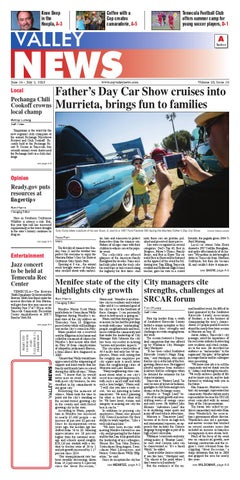Temecula valley news by village news inc issuu page 1 solutioingenieria Gallery
