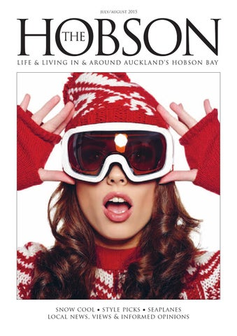 92de23ac7c The Hobson July-August 2105 issuu by The Hobson - issuu