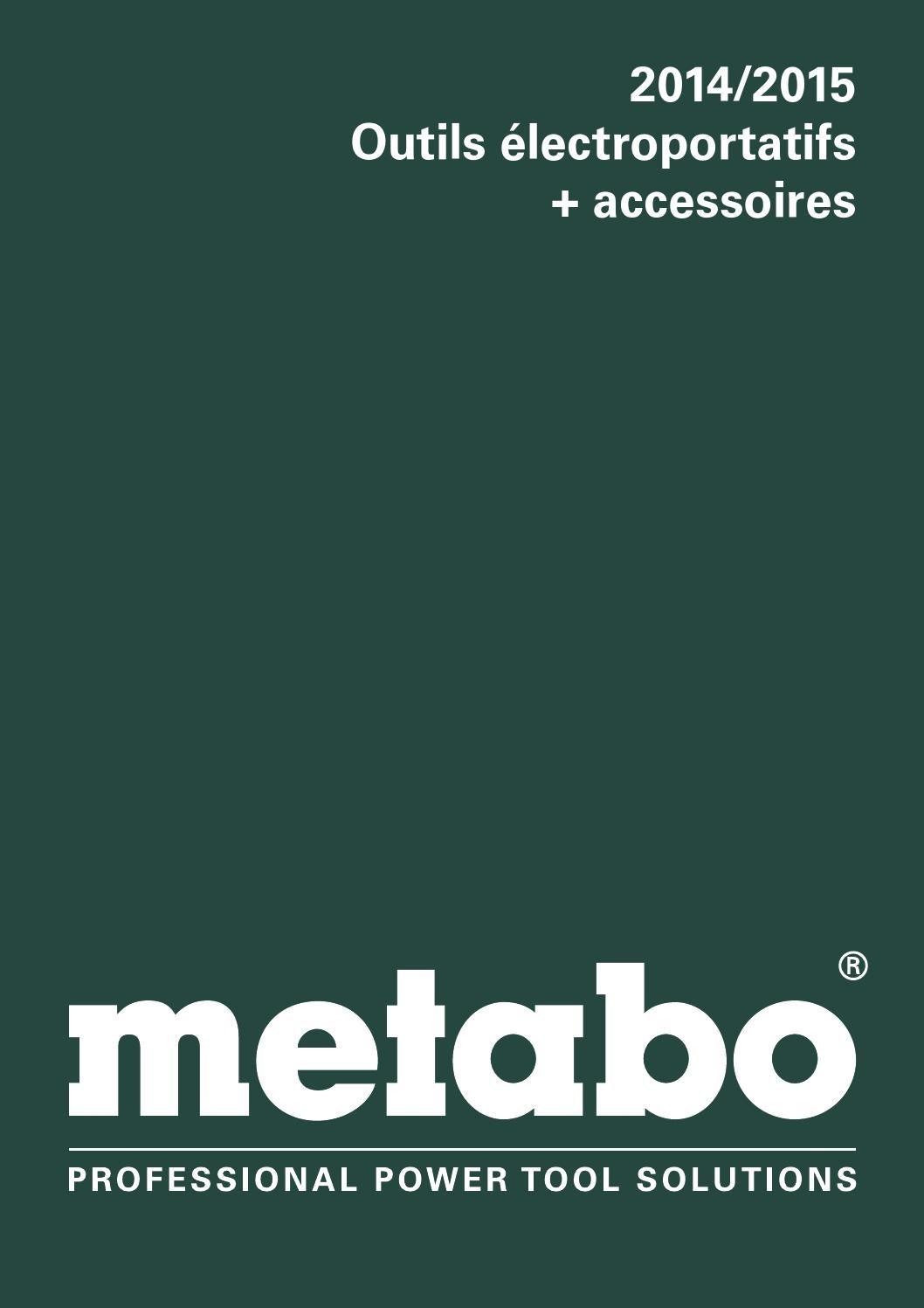 Metabo set Ø 76 mm 3 x meule de tronçonnage Angle Meuleuse CC 12 CC 18 Bosch GWS 12 V