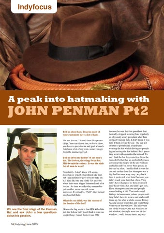 8a4d8a75ad7b7 Indymag issue 6 - The magazine for Indiana Jones fans by Junior ...