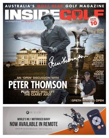 0a422627b4c7 Inside Golf July 2015 by Inside Golf - issuu
