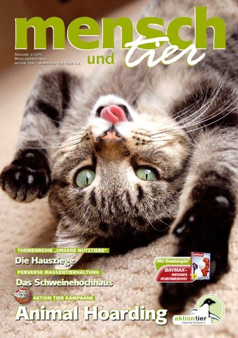 Mensch Und Tier 02 2015 By Aktion Tier   Issuu