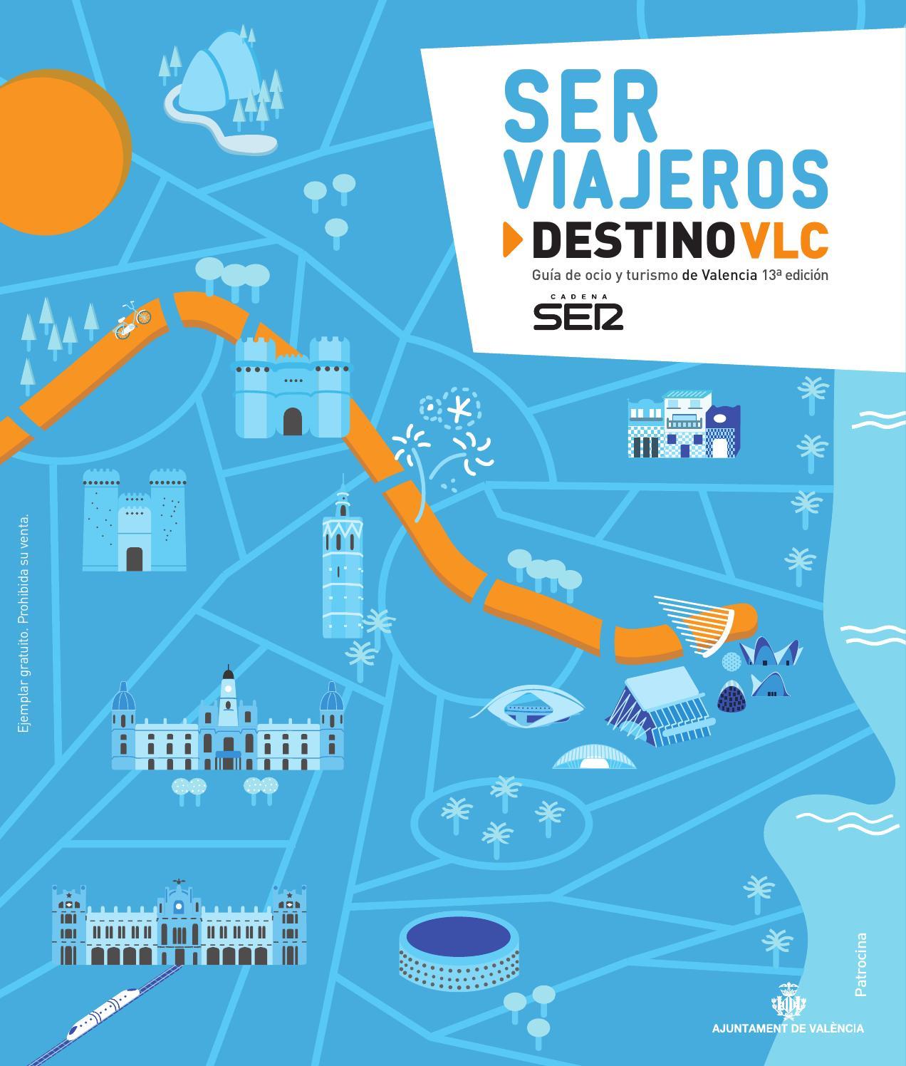 Ser Viajeros Destino Vlc Radio Valencia Cadena Ser 2015 By Lydia  # Muebles Peiro Quart De Poblet