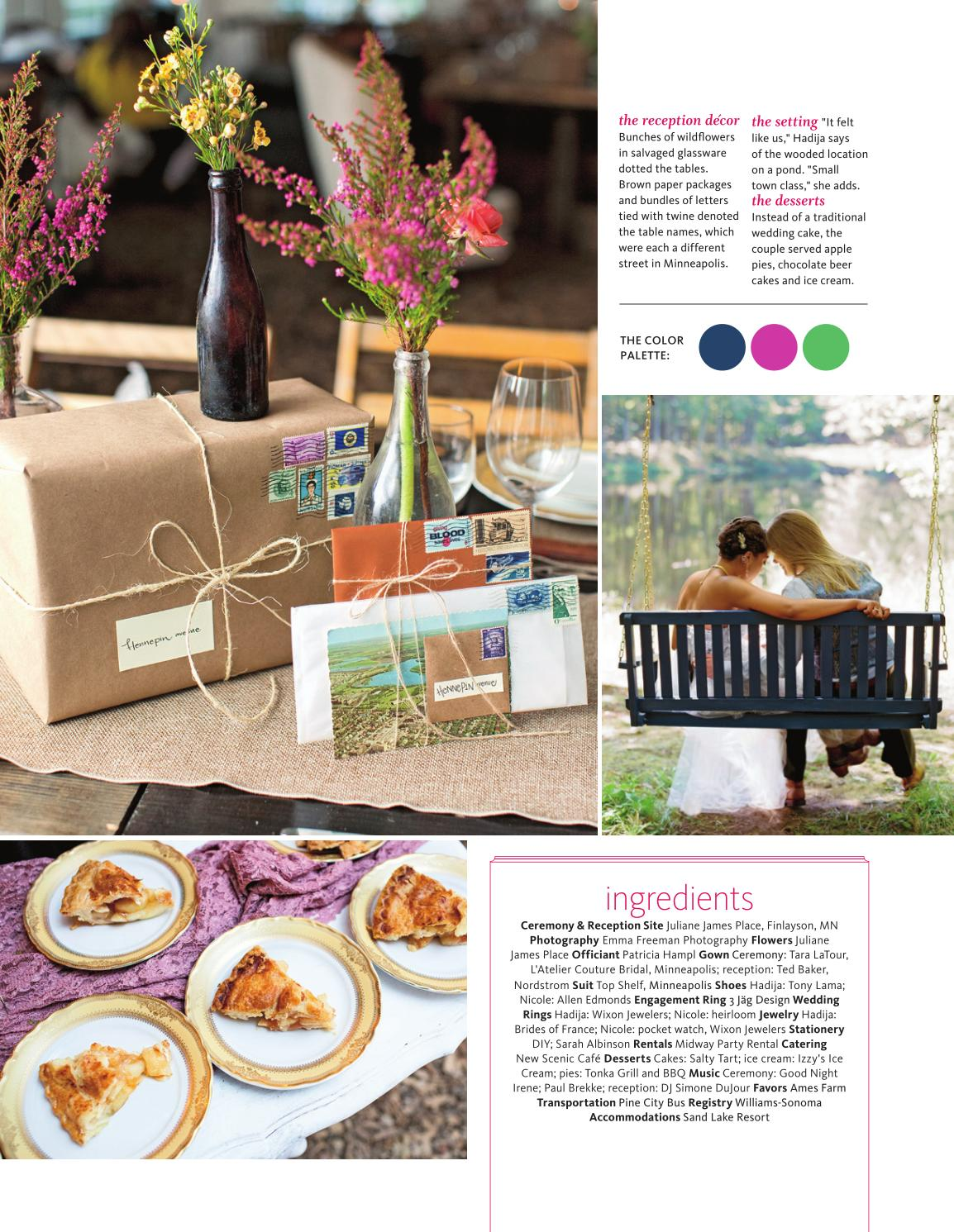 The Knot Summer 2015 By The Knot Issuu