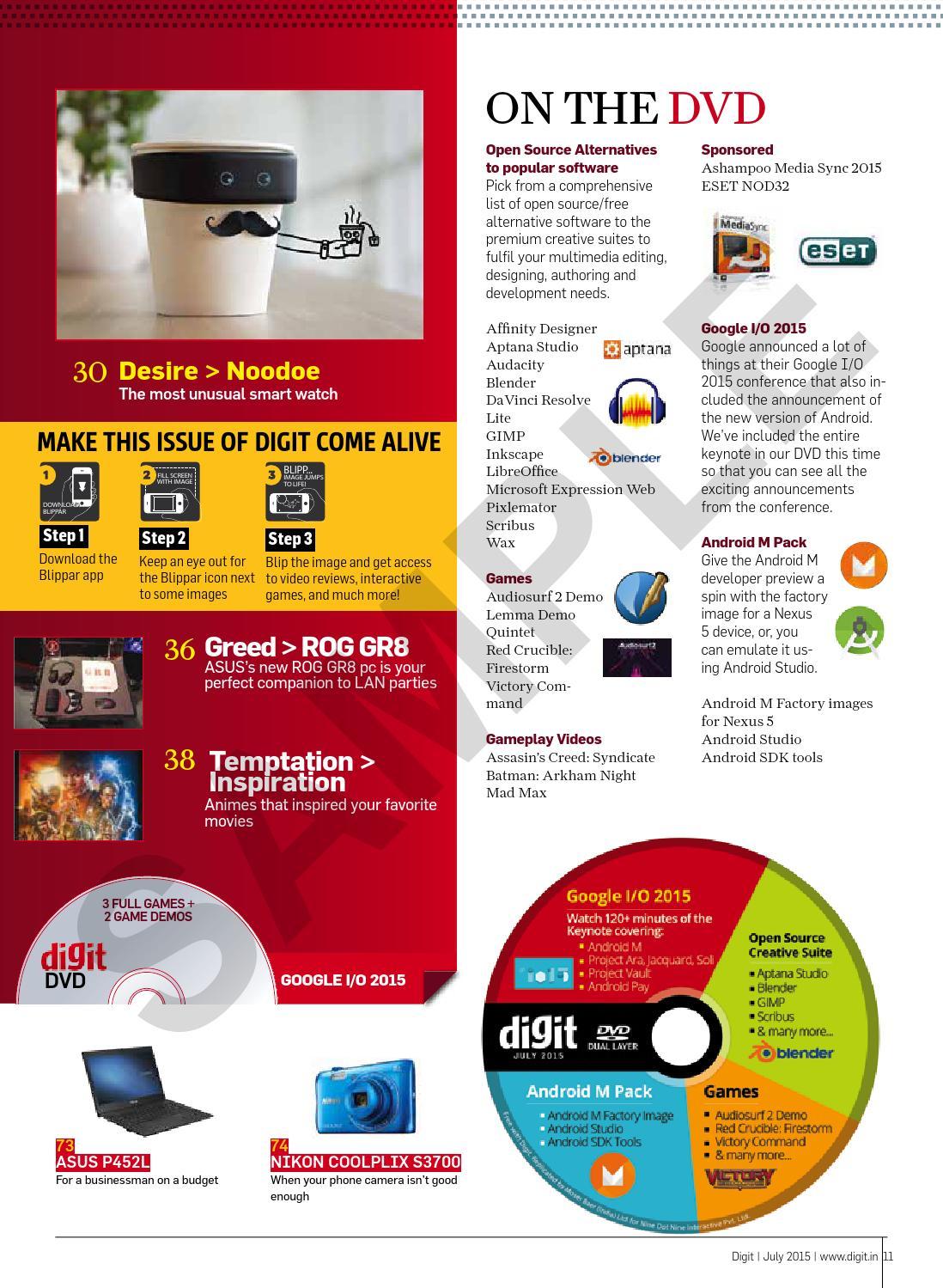 Digit July 2015 by 9 9 Media - issuu