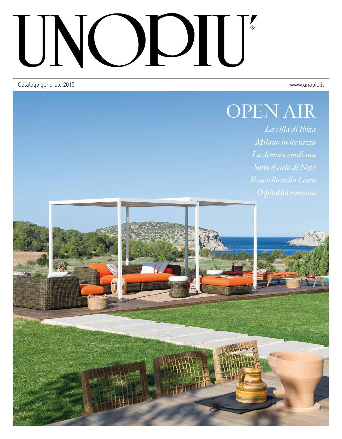unopiù - catalogo generale 2015 by unopiù spa - issuu - Gazebo Unico Progetta Impresa Stecca Balaustra