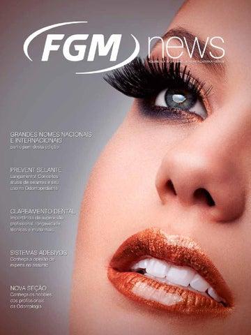 b5643e3d35829 Revista FGM News 2013 by FGM Produtos Odontológicos - issuu