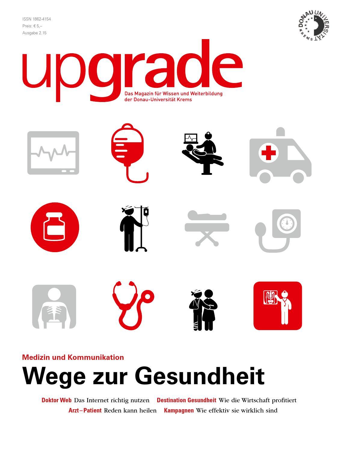 upgrade 2.2015 by Donau-Universität Krems - issuu
