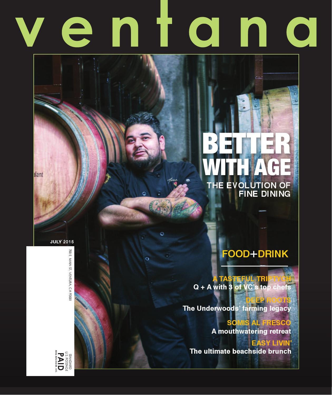 Ventana July 2015 by Ventana Monthly Magazine - issuu