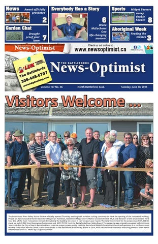 40a1c150b4875 News-Optimist June 30 by Battlefords News Optimist - issuu